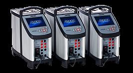Temperaturmessgeräte: Trockenblöcke und Fluke-Kalibrierung