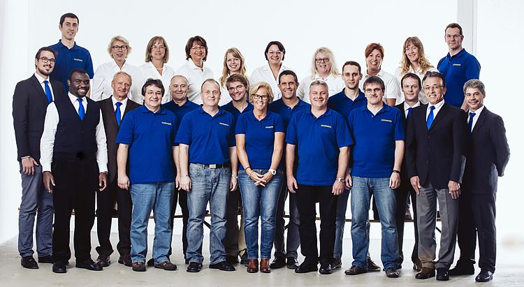 the employees of europascal